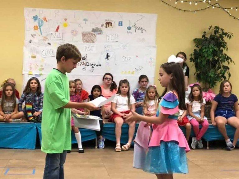 Homeschool Musical Theatre Class