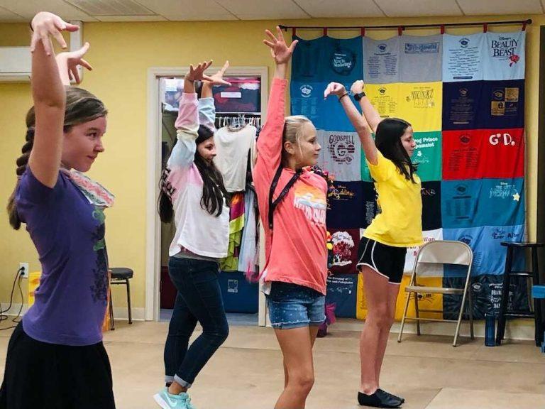 Homesschool Musical Theatre Dance